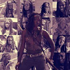 Michonne #TheWalkingDead #TWD