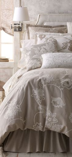 Callisto Home Aura Bed Linens: