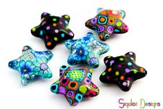 mixed stars | by Sigaliot Designs
