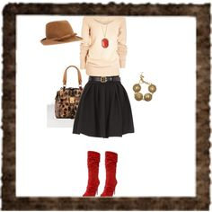 """""""Unique Look"""" by shawnnamshellington on Polyvore"""