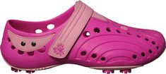 Dawgs+Golf+Spirit+-+Hot+Pink/Soft+Pink+with+FREE+Shipping+&+Returns.+Women's+Golf+Spirit+has+a+thick+cushioning+heel+that+absorbs+shock+and+