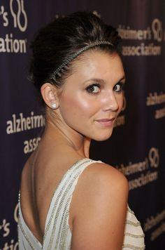 Alexandra Chando, beaut hair
