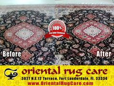 The Best Area Rug Cleaning Services in Florida