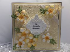 Blossoming Friendships by Tina Eldridge Today's project from Tina features the Orange Blossoms Complete Petals , Dandelion Clocks ,. Pretty Cards, I Card, Scrapbook Pages, Birthday Cards, Card Making, Greeting Cards, Sue Wilson, Paper Crafts, Creative
