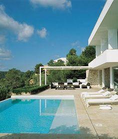 Beautiful beach house in Ibiza