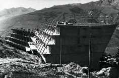 La Cascade 1968 - 1969, Les Arcs 1600 (Guy Rey-Millet, Charlotte Perriand, architectes)