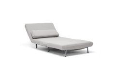 Lalita Cream Fabric Convertible Sofa Bed Futon   Affordable Modern Furniture in Chicago