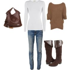 Everyday, created by thetrendyhomemaker on Polyvore
