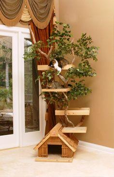19 Pet House Design Ideas Cat House Cat Furniture Indoor Cat