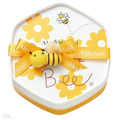 Alex & Michael / Baby Bee Chocolates