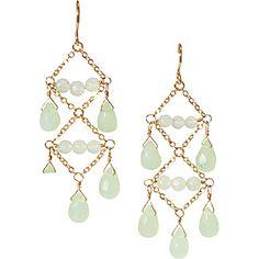 Taolei Designs Chandelier Earrings - eBags.com