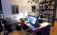 10 inspirational artist workstations | News | ImagineFX