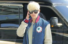 Onew (SHINee) @ Incheon Airport 13.10.11 ~ Source : http://pongdang1214.tistory.com/