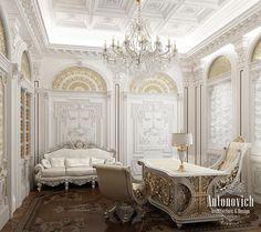 Private Palace Dubai Interior Design | Villa Interior Design in Dubai, Luxury Residential Villas, Photo 10