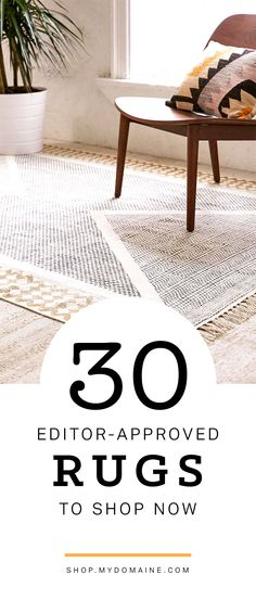 Which rugs are our editors lusting after these days? From breezy flatweaves to worldly vintage Oushaks, we rounded up our favorites.