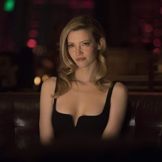 "As we learned in ""Reunion,"" the second episode of Westworld's second season, Angela has done much more than just greet guests seductively as they enter the park: She's also had to make herself sexually available to potential investors out in the real world. As Talulah Riley, the actress who plays Angela, explained it in a recent phone interview, that's more than enough to make anyone have some resentment issues and join a rebellion like the one started by Dolores. Riley, 32, who has studied…"