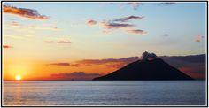 Volcano Stromboli | Stromboli is a small island in the Tyrrh… | Flickr - Photo Sharing!