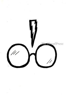 how to draw harry potter step by step