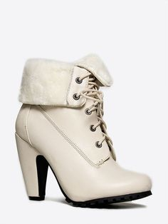 Cozy up in Bootie Weather with these super cute & comfy booties perfect for the winter season. Stay warm and still look cute! #shoes <3