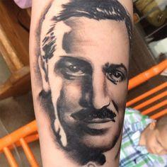 Gallery For > Walt Disney Portrait Tattoos Disney Tattoos, Walt Disney, Portrait Tattoos, Gallery, Ink, Google Search, Metal, Roof Rack, Metals