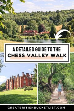 The Chess Valley Walk is a beautiful route passing through Hertfordshire and Buckinghamshire. This detailed guide to the Chess Valley Walk gives you all the info you need for planing your day hike from London. Including how to get there, what to expect, the best photography spots, where to eat and where to stay. #London #UKTravel #Hiking #Buckinghamshire #Hertfordshire #ChessValleyWalk #VisitEngland Amazing Destinations, Travel Destinations, Towns In Cornwall, Cotswold Villages, Group Travel, Day Hike, Best Places To Travel, Amazing Adventures, Chess