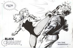 The Many Faces Of... Black Canary | Comic Book Blog | Talking Comics