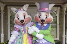 VIDEO peek at the Easter festivities at Walt Disney World by John Saccheri