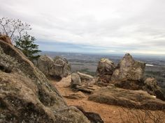 Crowders Mountain State Park Dog Friendly Hiking Trail Fun Things to do Near Charlotte NC State Park
