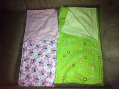 New project to make blankets for infants in Rwanda.