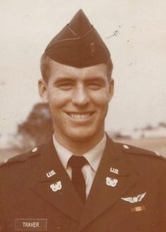 Virtual Vietnam Veterans Wall of Faces   JOHN G TRAVER III   ARMY