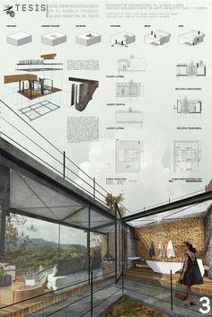 Galería de Los 15 mejores proyectos de fin de carrera en México - Hotel Ecológico en San Sebastián del Oeste, Jalisco.