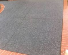 images of exposed aggregate concrete with brick inlayes - Google Search