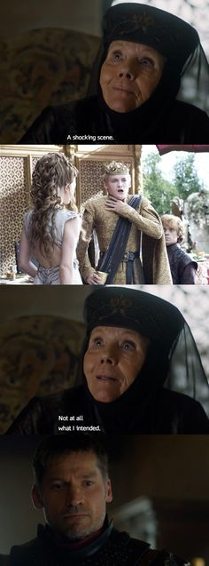 "Lady Olenna's Costume On ""Game Of Thrones"" Is Breaking My Heart"