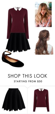 """""""~sadas~~"""" by kawiwi on Polyvore featuring Chicwish, Grace, Oasis, Steve Madden, women's clothing, women, female, woman, misses and juniors"""