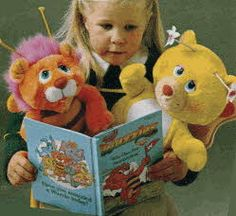 Wuzzles From The 1980s