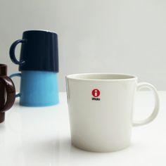 Teema Large & Regular Mugs by Kaj Franck — Maxwell's Daily Find 01.16.13