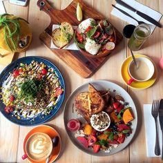 """The @localpresscafe on the Kingston Foreshore is the perfect place for """"brunch with girls"""", which Instagrammer @liveinliving recently enjoyed over French toast, baked beans and green pea pancakes. Where do you like to catch up with friends in the capital? #visitcanberra"""