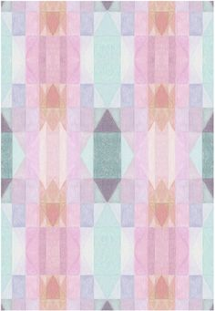 Geometric Pastel