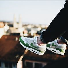 mnaegeli in the  Patta NL x Nike Air Max 1  Chlorophyll 🍀🍀Great shot of  these bangers ! (📷 needlehorse) Use the hashtags  sneakersaddict and  sadp  for a ... 147a0fb9c
