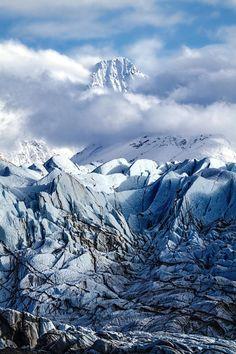 ~~Icy Blue   Matanuska Glacier, Alaska   by Wes and Dotty Weber~~