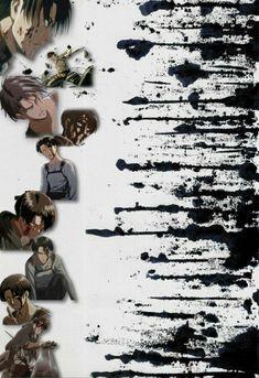 Levi Ackerman, Attack On Titan, Wallpapers, Manga, Anime, Manga Anime, Wallpaper, Manga Comics, Cartoon Movies