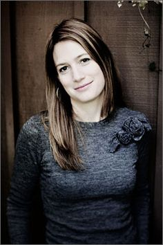 Gillian Flynn, one of my new favorite authors. Gone Girl, Sharp Objects, and Dark Places are all excellent reads.