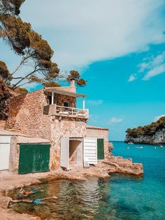 Meine absolute Lieblingsbucht: Cala Llombards - Mallorca Momente If you want to prepare your abs Romantic Places, Beautiful Places, Wonderful Places, Beautiful Pictures, Hotel Am Strand, Mykonos Greece, Balearic Islands, Majorca, Europe Destinations