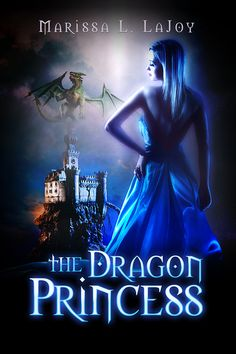 Dragon Princess Premade Book Cover
