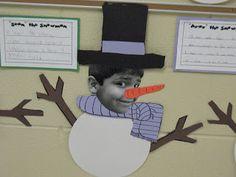 Mrs. Morrow's Kindergarten: Winter