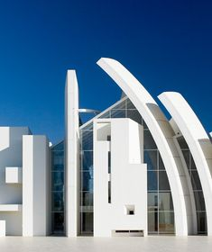 Jubileee Church Architect: Richard Meier Photographer: Liao Yusheng