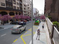 Este es un proyecto de fotocomposición de un render de la humanización de la calle Vía Norte en la ciudad de Vigo, Portevedra.  Como siempre, en esta infografía intentamos representar con la mejor fidelidad y realismo posible cada uno de los detalles que compondrían la nueva disposición de esta calle viguesa.