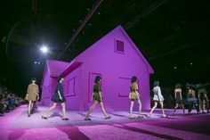 Marc Jacobs Ready To Wear Spring Summer 2015 New York