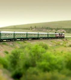 VIDEO: Experience the Trans-Mongolian railway