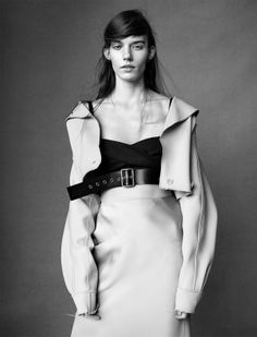 Megan Thompson by Scott Trindle for The New York Times T Style Magazine Spring Summer 2014